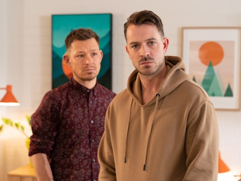 Hollyoaks spoilers: Kyle Kelly discovers Darren Osborne's depression battle?