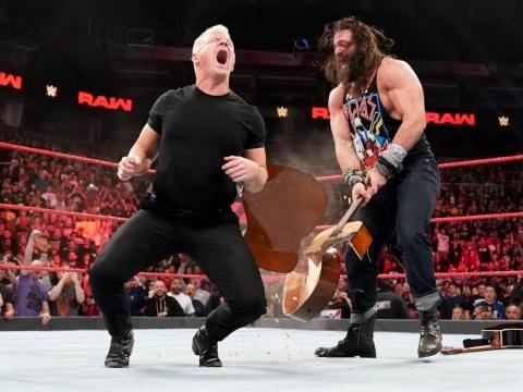 WWE legend Jeff Jarrett thinks Elias has 'huge upside' with musical skills and 'unique' charisma