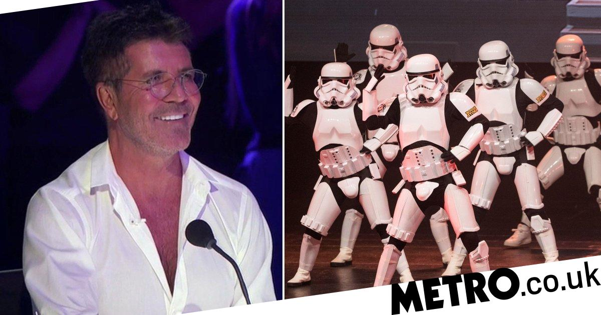 Simon Cowell promises to get tattoo if Boogie Storm win AGT: The Champions