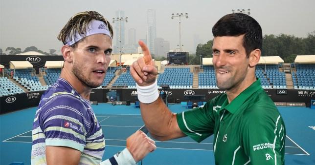Australian Open final preview and prediction: Novak Djokovic vs Thiem