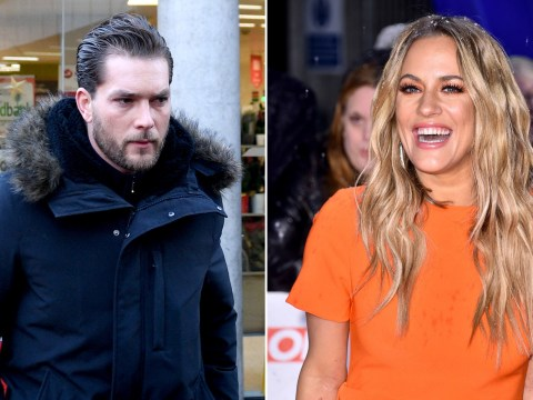 Lewis Burton denies Caroline Flack split claims for second time after Love Island star promises to speak out