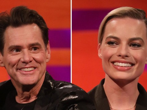 Jim Carrey called out for 'disappointing' joke insinuating Margot Robbie's looks are reason for her success