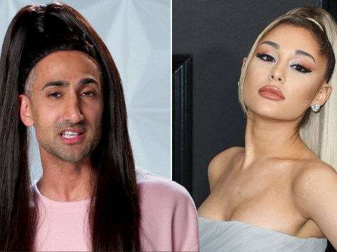 Tan France transforms into Ariana Grande as he rocks high ponytail in Netflix's Next In Fashion