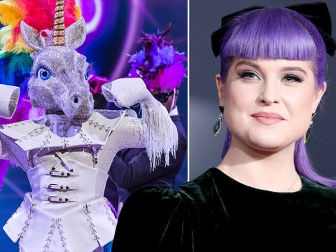 The Masked Singer UK: Unicorn's identity finally 'revealed' as Kelly Osbourne drops massive clue