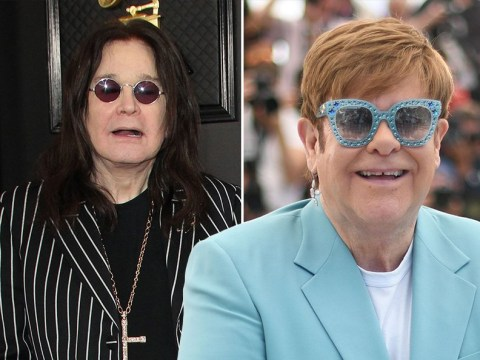 Ozzy Osbourne saw Jake Shears naked at Elton John's stag party and we have all the questions