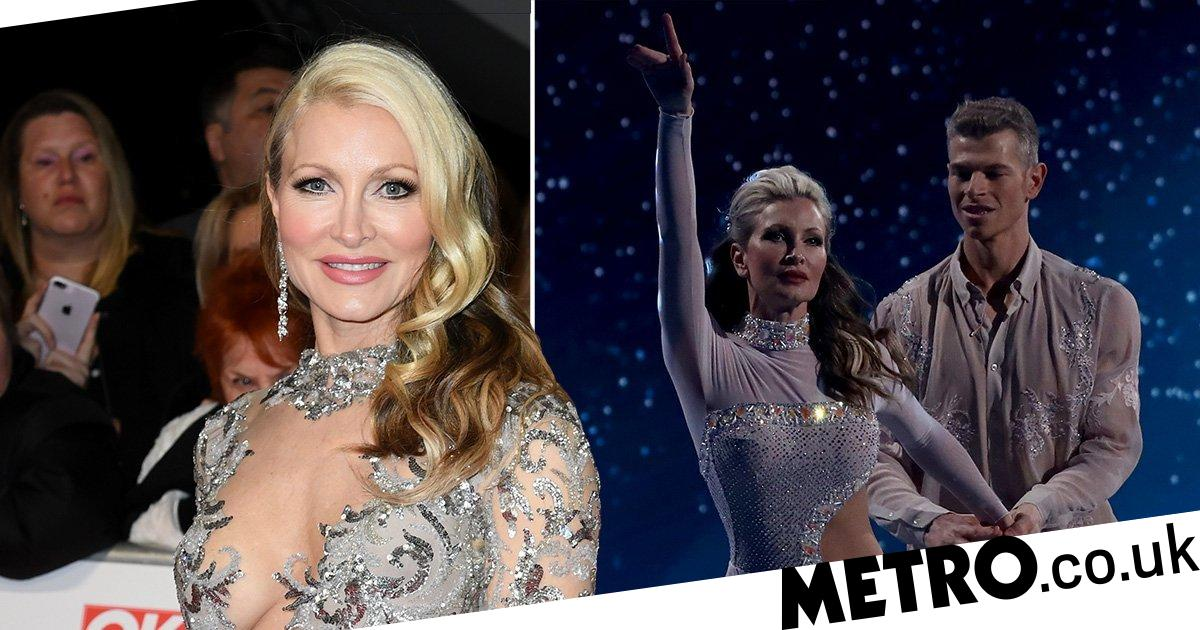 Caprice hits out at ITV aftercare in wake of dramatic Dancing On Ice exit