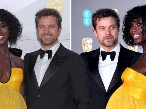 Baftas 2020: Pregnant Jodie Turner-Smith and husband Joshua Jackson are couple goals on the red carpet