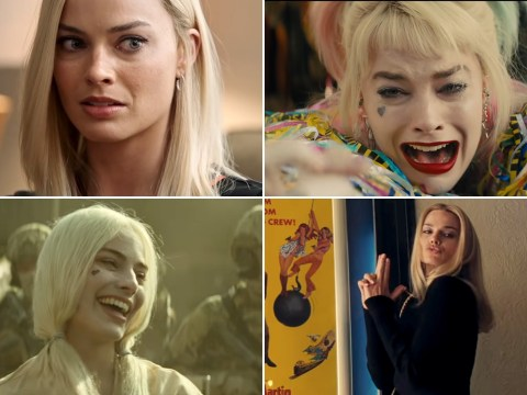 Margot Robbie promises to 'disappear soon' after being nominated twice in same category at Baftas