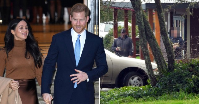 Harry and Meghan have chosen to step back from royal life to spend more time with Archie in North America and the UK