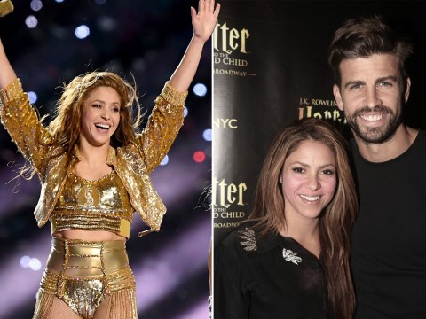 Why Shakira's boyfriend Gerard Piqué didn't support her at Super Bowl half-time show