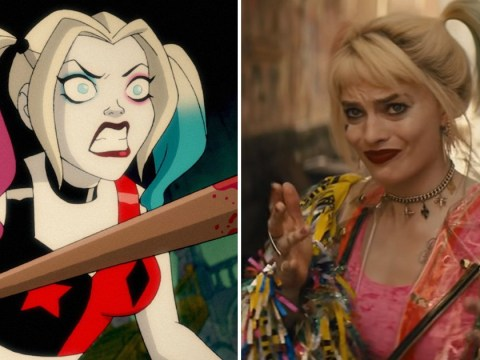 How Birds Of Prey goes hand in hand with The Big Bang Theory star Kaley Cuoco's TV series