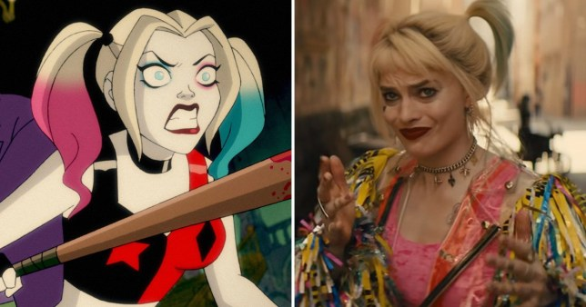 Harley Quinn and Birds Of Prey