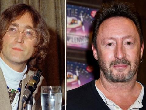 John Lennon's son Julian reveals cancer scare left him 'shaking inside' and needing emergency surgery