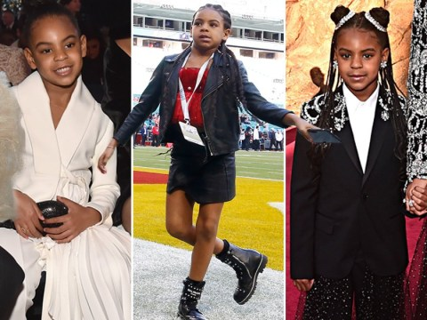 From the Super Bowl to the Grammys: All the times Beyonce's daughter Blue Ivy Carter was a boss