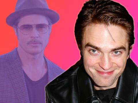 Robert Pattinson declared most beautiful man in world and we stan so hard