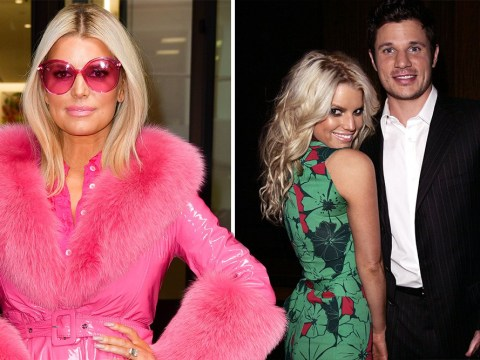 Jessica Simpson channels her inner Elle Woods after admitting she 'still has a lot of love' for ex Nick Lachey