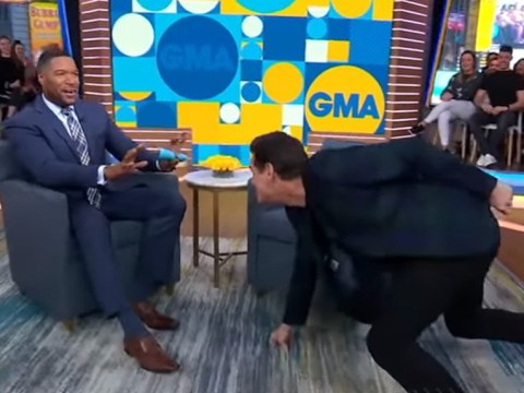 Jim Carrey gives the most surreal interview on Good Morning America and, honestly, we don't know how to process this