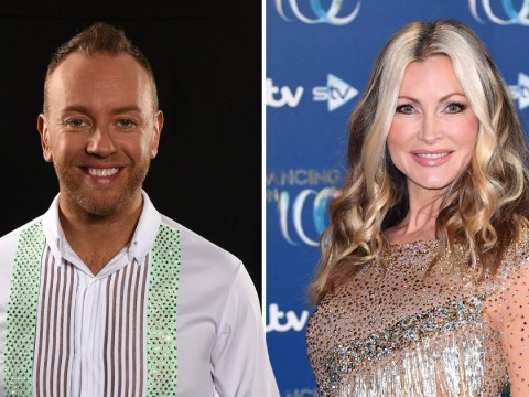 Dancing on Ice pro Dan Whiston reveals Caprice Bourrett's exit was a 'nightmare'