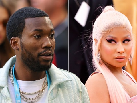 Nicki Minaj blasted by ex Meek Mill after she accuses him of 'beating women'