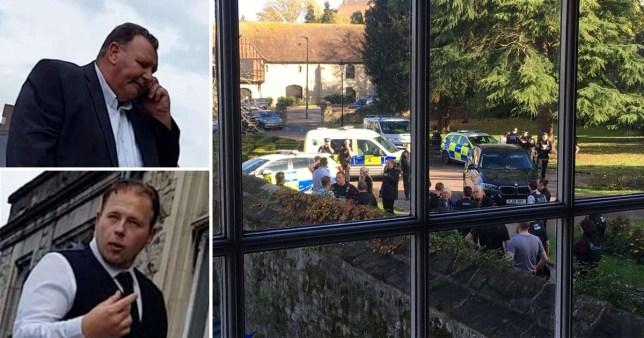 Family brawl at Maidstone inquest