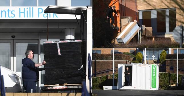 Preparations made for two week quarantine of last British coronavirus evacuees