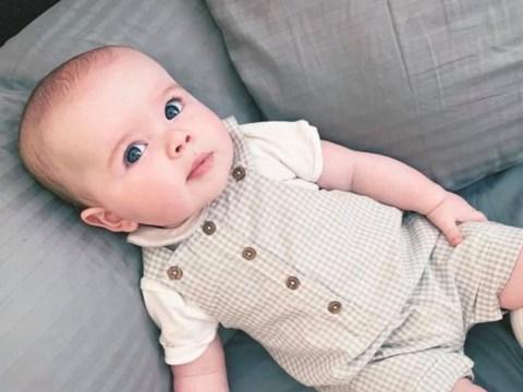 Mum of baby born with flat head wants £4,500 helmet to avoid skull surgery