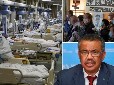WHO chief warns against coronavirus conspiracy theories
