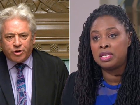 Dawn Butler says not giving John Bercow a peerage 'is a form of bullying too'
