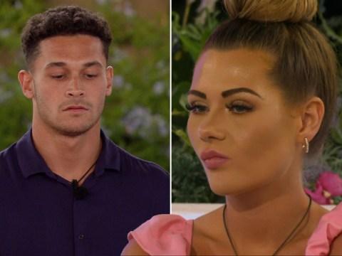 Love Island's Callum Jones shuts down rumours he had sex with Shaughna Phillips in villa