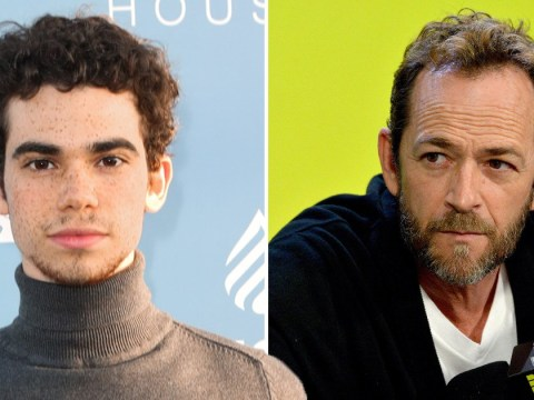 Academy explains why Luke Perry and Cameron Boyce were missing from Oscars memoriam tribute