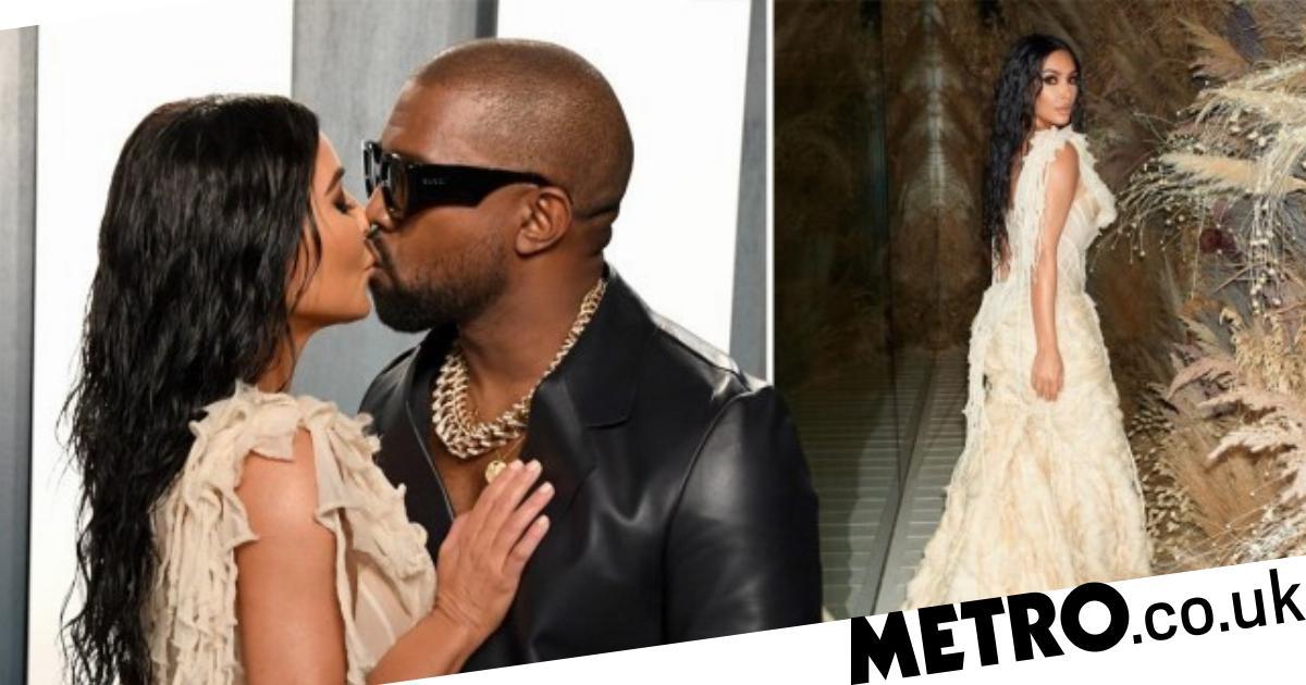 Oscars 2020: Kanye West and Kim Kardashian hit Vanity Fair party