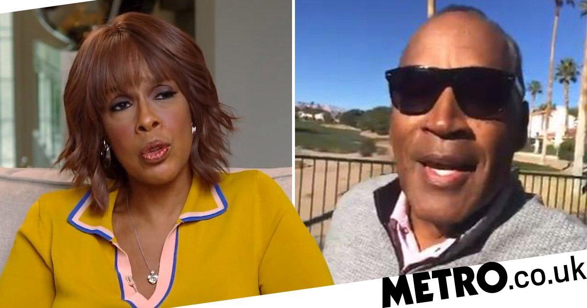 OJ Simpson slams Gayle King for calling out Kobe Bryant's rape case