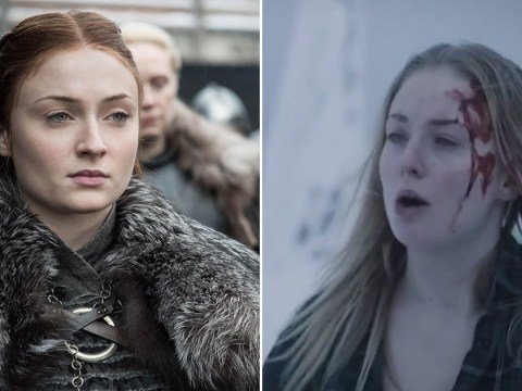 Sophie Turner fights for survival in teaser for first role since Game of Thrones
