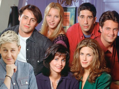 Friends reunion 'to be hosted by Ellen DeGeneres' and we're already excited