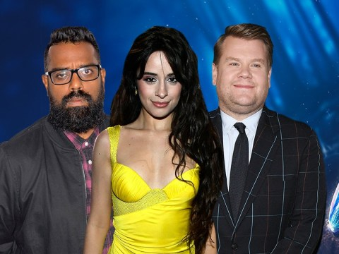 Cinderella live-action remake signs up James Corden and Romesh Ranganathan alongside Camila Cabello