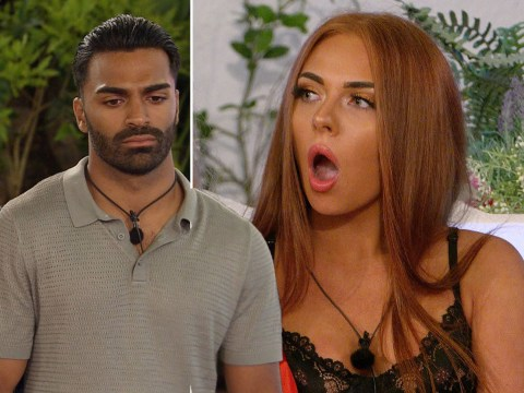 Love Island's Nas Majeed defends dumping Demi Jones as he exclaims: 'Out of sight out of mind'