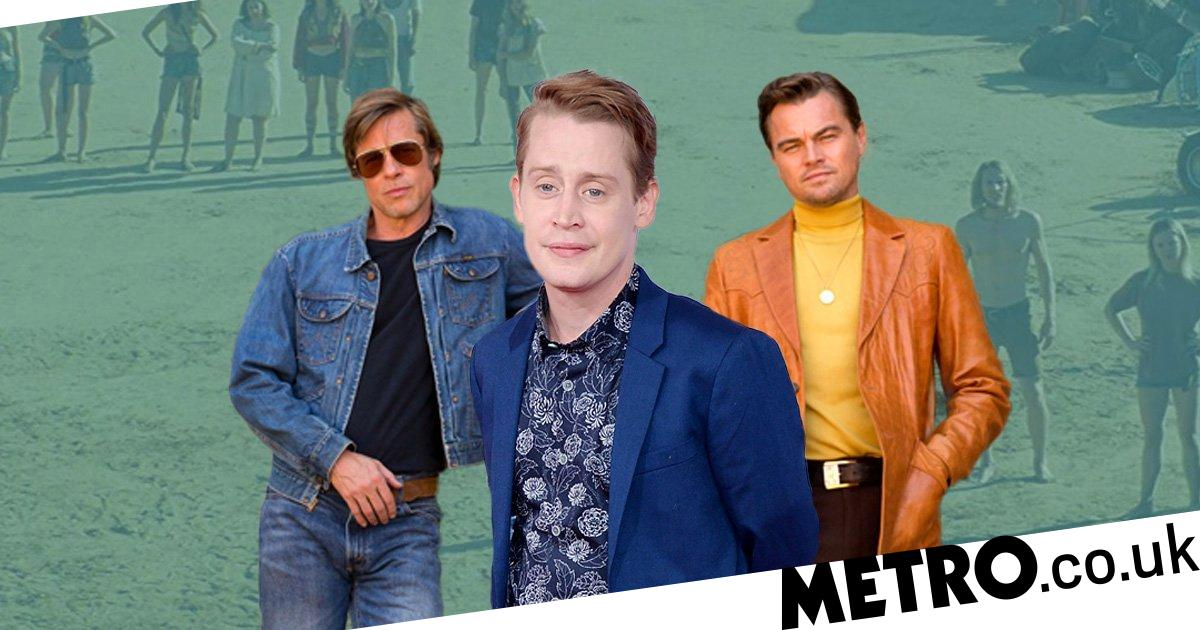 Macaulay Culkin's audition for for Once Upon A Time in Hollywood was a disaster