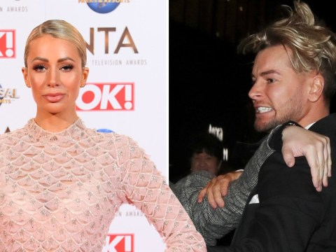 Olivia Attwood says she's 'not surprised' by ex-boyfriend Chris Hughes being involved in NTAs brawl