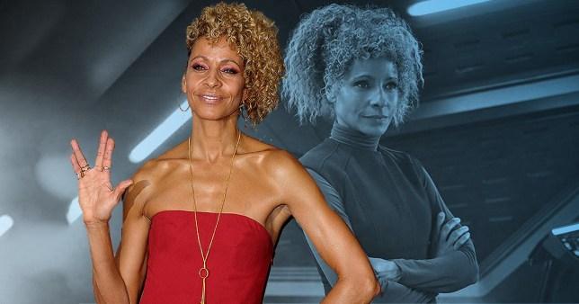 Michelle Hurd Star Trek Picard