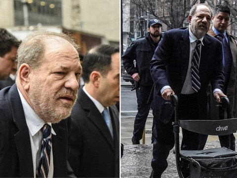 Harvey Weinstein arrives in court ahead of closing arguments in sexual assault trial