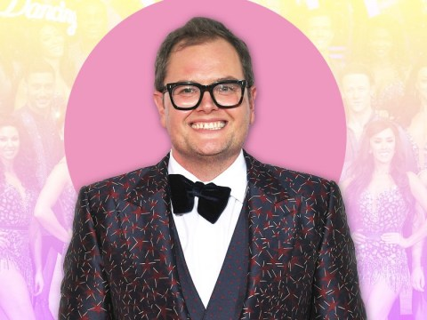 Alan Carr turns down Strictly every year as he jokes 'slutdrop' is his signature move