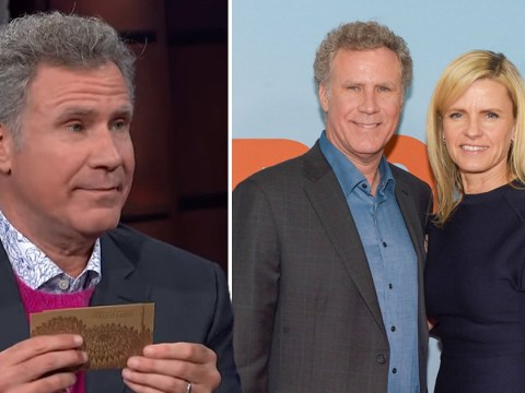 Will Ferrell's Valentine's Day messages to his wife are both awful and brilliant