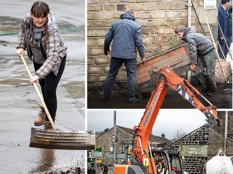 Hundreds more homes at risk of flood as Storm Dennis prepares to batter Britain