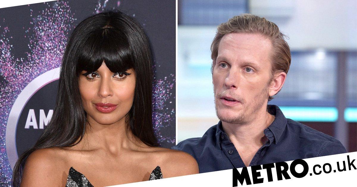 Laurence Fox believes Jameela Jamil 'dines out on victimhood'