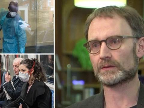 Coronavirus 'could claim 400,000 UK lives' warns British expert