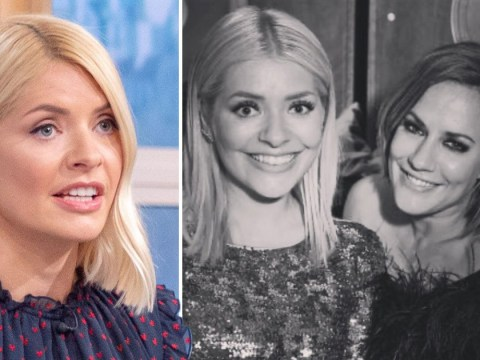 Holly Willoughby 'utterly heartbroken' as she sends love to Caroline Flack's family following star's death