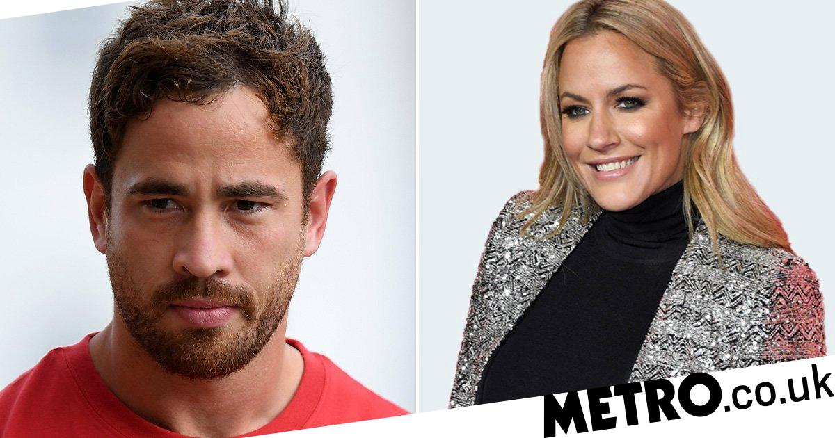 Caroline Flack discusses assault trial in final texts to ex Danny Cipriani