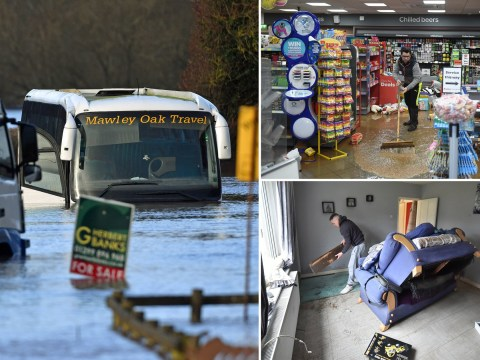 Storm Dennis not over yet as 350 flood alerts remain after weekend of chaos