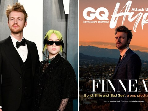 Billie Eilish and brother Finneas O'Connell got their hands on No Time To Die script before writing new James Bond theme tune