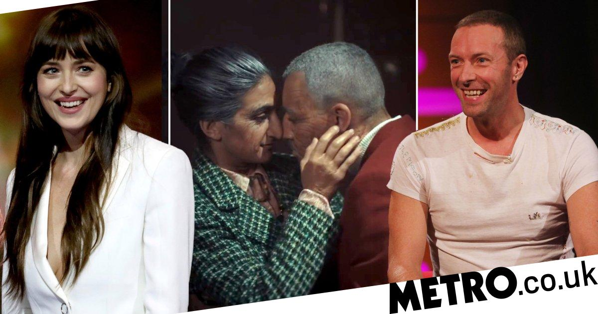 Chris Martin ropes girlfriend Dakota Johnson into directing Coldplay music video
